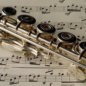 Звук флейты