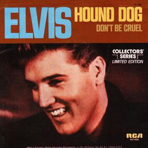 Elvis Presley - Hound Dog