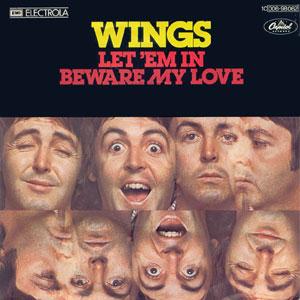 Paul McCartney & Wings - Let 'em In