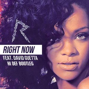 Рингтон Rihanna feat. David Guetta - Right now