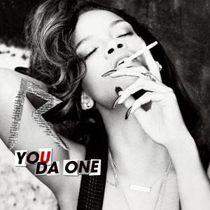 Рингтон Rihanna - You da one