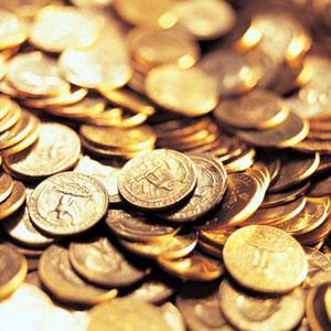 Звон монеты на столе
