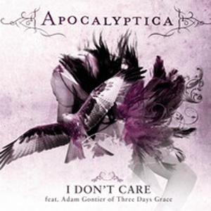 Рингтон Apocalyptica - I Don't Care