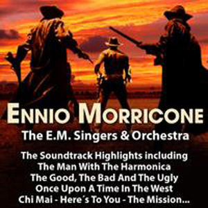 E. Morricone - Medley Cockey's song (new madness)