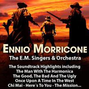 Рингтон E. Morricone - Medley Cockey's song (new madness)