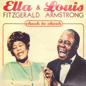 Ella Fitzgerald & Louis Armstrong - Stompin At The Savoy