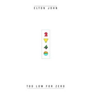 Рингтон Elton John - Too Low For Zero