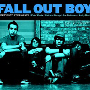 Fall Out Boy - Sending Postcards From A Plane Crash