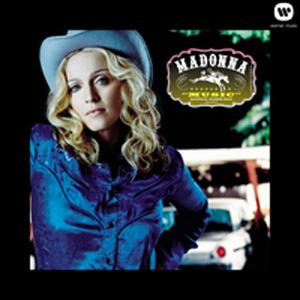 Madonna - I Deserve It