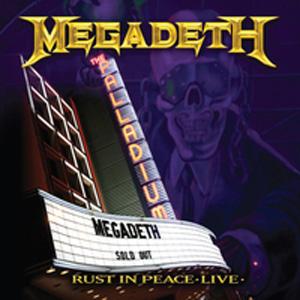 Megadeth - Five Magics