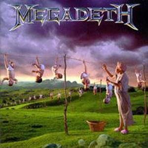Рингтон Megadeth - Reckoning Day