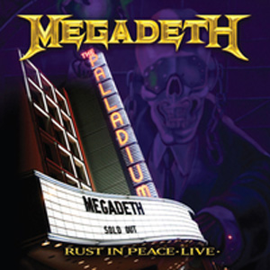 Рингтон Megadeth - Rust In Peace... Polaris