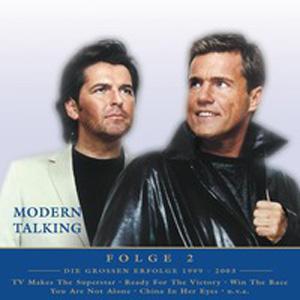Modern Talking - Cosmic Girl