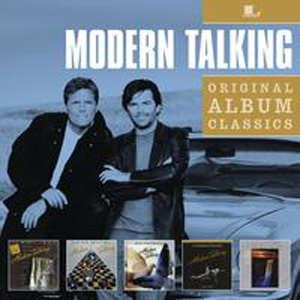 Modern Talking - Only Love Can Break My Heart
