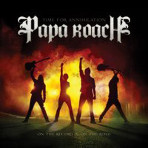 Papa Roach - The World Around You
