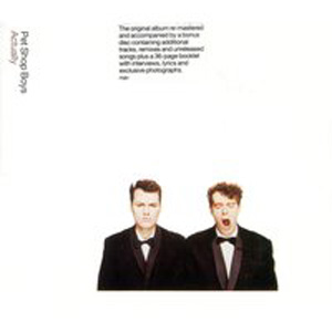 Рингтон Pet Shop Boys - Where The Streets Have No Name
