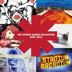 Рингтон Red Hot Chili Peppers - Turn It Again