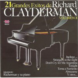 Richard Clayderman - La Cumparsita