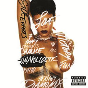 Рингтон Rihanna - Pour It Up