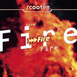 Рингтон Scooter - Fire