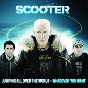 Рингтон Scooter - Jumping All Over The World