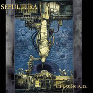 Sepultura - The Hunt