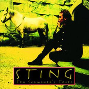 Sting - Heavy Cloud No Rain