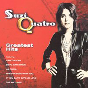 Suzi Quatro - I've Never Been In Love