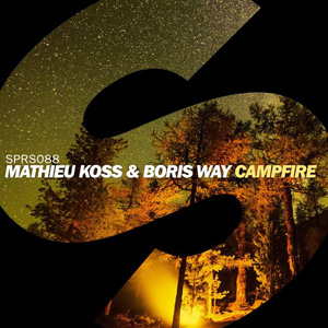Mathieu Koss & Boris Way - Campfire