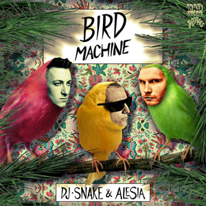 DJ Snake feat Alesia - Bird Machine