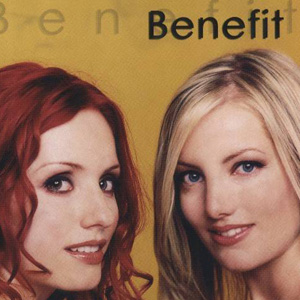 Benefit - Sex sells